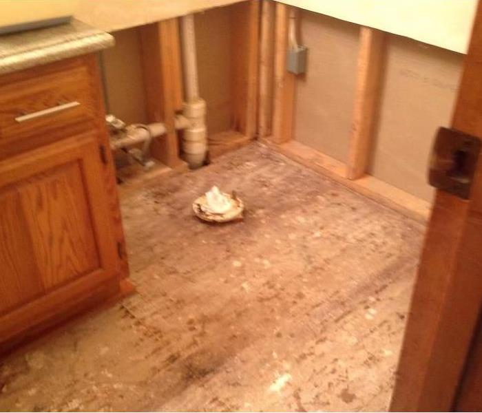 Water Damage in Loveland, Ohio After