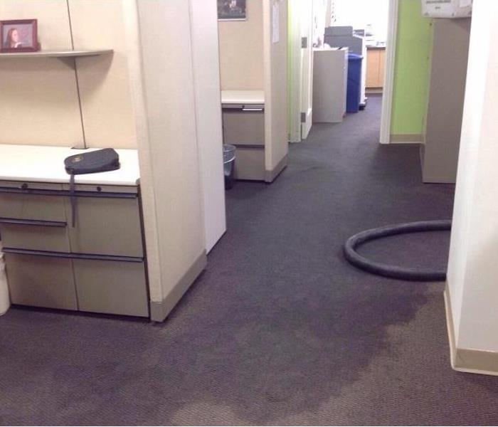 Water Damage to Commercial Property