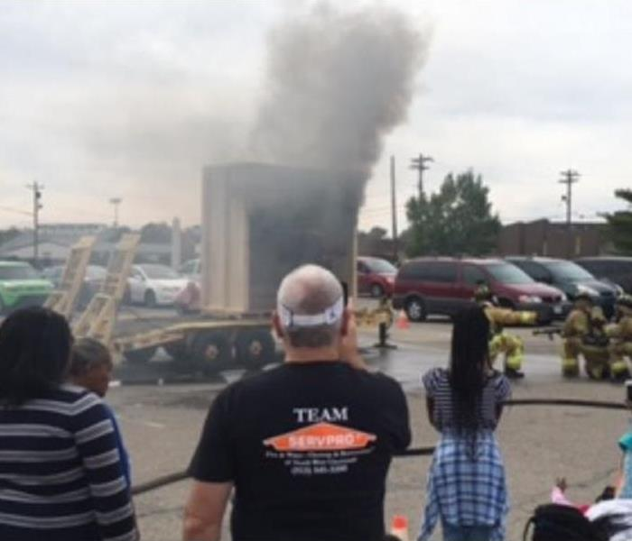 Community Event in Cincinnati Brings Fire Safety Awareness