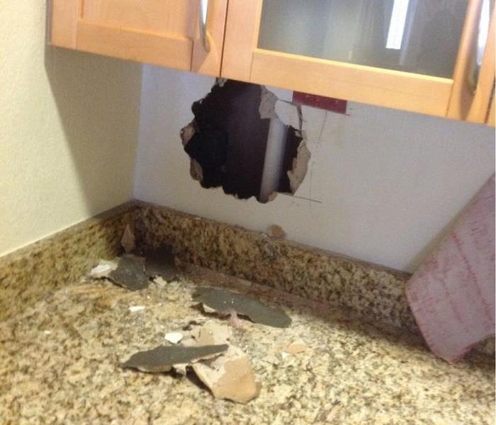 Water Damage in Montgomery, Ohio
