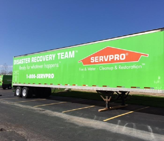 SERVPRO of Northeast Cincinnati Is Part of the Disaster Recovery Team
