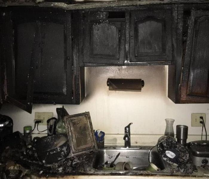 Kitchen Fire in Montgomery, Ohio