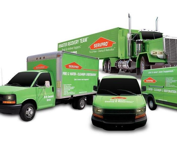 Why SERVPRO Why Insurance Agents and Adjusters Choose SERVPRO of Northeast Cincinnati