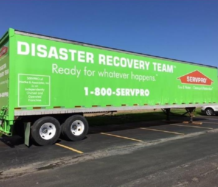 Water Damage SERVPRO of Northeast Cincinnati is Ready to Help!