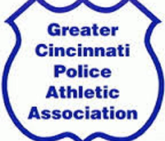 Commercial SERVPRO of Northeast Cincinnati Supports The Greater Cincinnati Police Athletic Association
