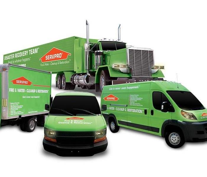 Why SERVPRO Contact SERVPRO of Northeast Cincinnati for Commercial Restoration