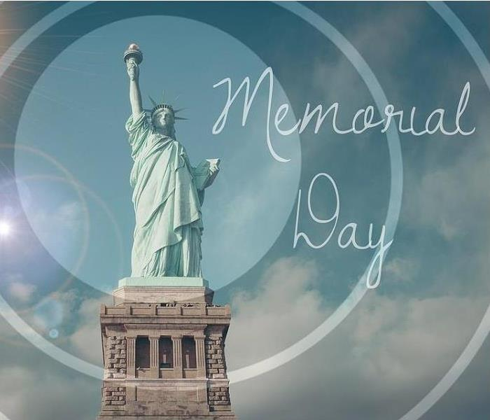 A Very Happy Memorial Day From Servpro Of Northeast