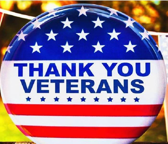 General Give Thanks to a Veteran on November 11th